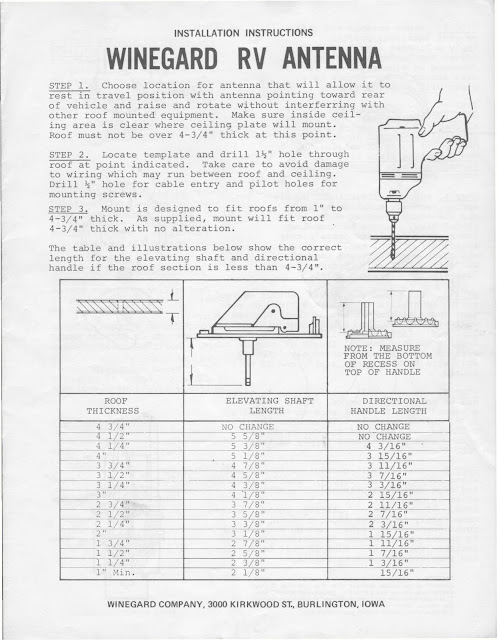 Rv Water Pump Diagram 1983 Fleetwood Pace Arrow Owners Manuals Winegard Rv Tv